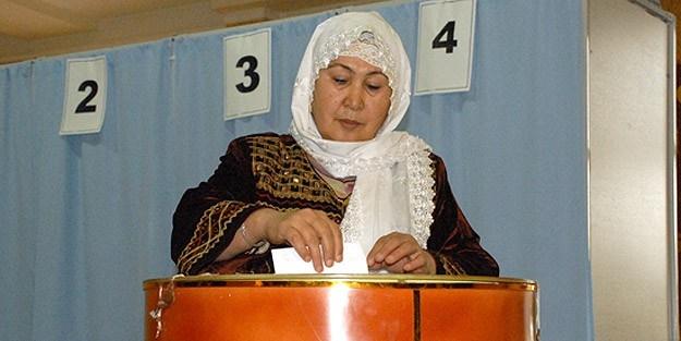 İşte Özbekistan'ın genel seçim sonuçları!