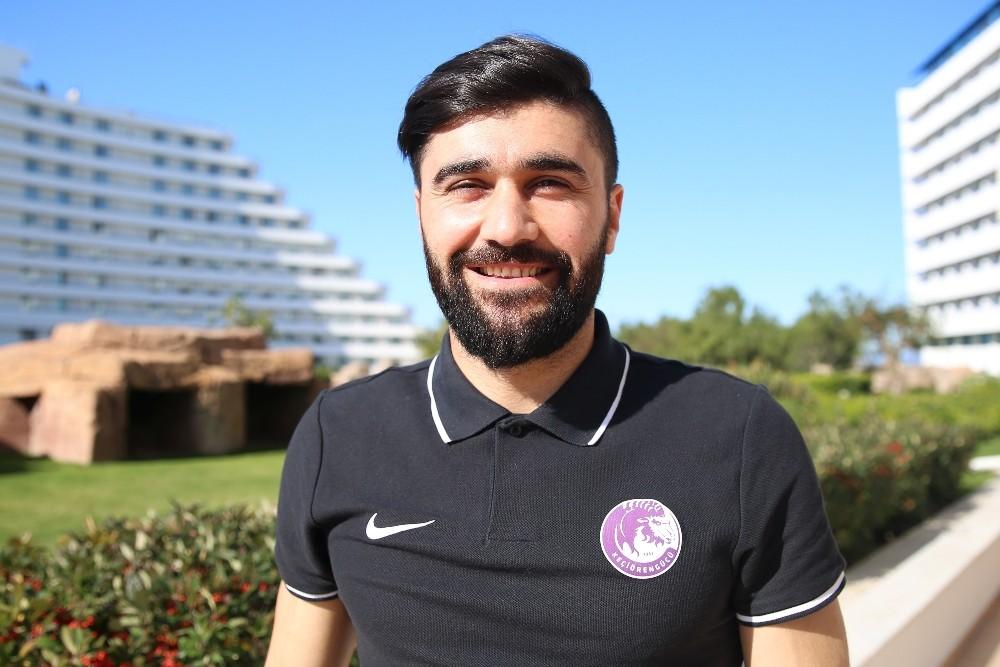 """(Özel Haber) Metin Uçar: """"Sezonun ilk yarısında takım halinde performansımız çok iyiydi"""""""