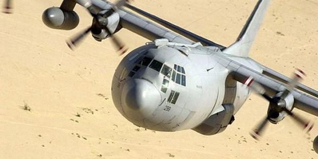 ''Özel Taktikle ABD uçağını düşürdük''