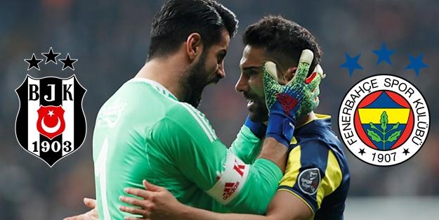 (ÖZET) Beşiktaş Fenerbahçe maç sonucu: 3-3 | Beşiktaş Fenerbahçe goller