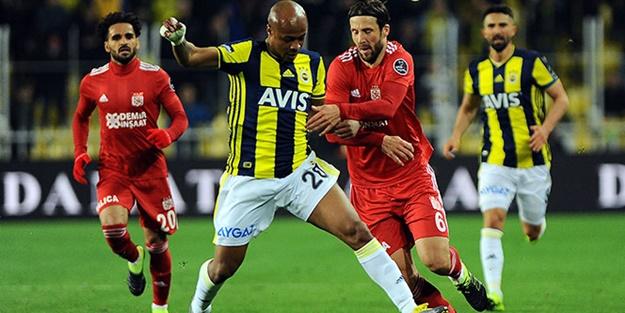 (ÖZET) Fenerbahçe Sivasspor maç sonucu: 2-1   Fenerbahçe Sivasspor goller