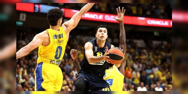 ÖZET | Maccabi Fenerbahçe basket maçı kaç kaç bitti? Euroleague 5. hafta