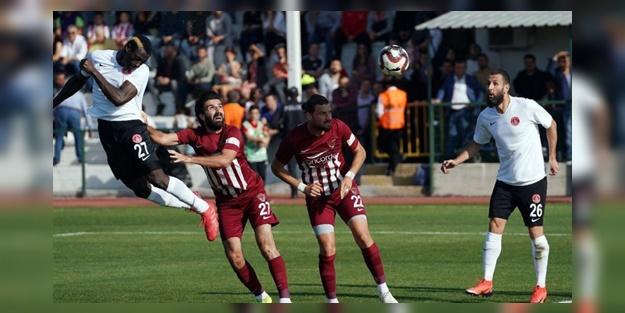 ÖZET | Ümraniyespor Hatayspor maçı kaç kaç bitti? Ümraniyespor Hatayspor maç sonucu