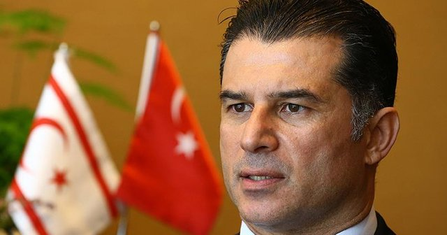 Özgürgün: Kıbrıs Rum halkının da çözüme ihtiyacı var