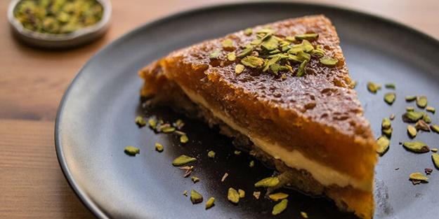 Padişah yastığı tatlısı nasıl yapılır? Padişah yastığı tatlısı tarifi ve malzemeleri