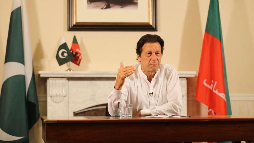Pakistan Başbakanı İmran Han'dan Müslüman ülkelerin liderlerine çağrı