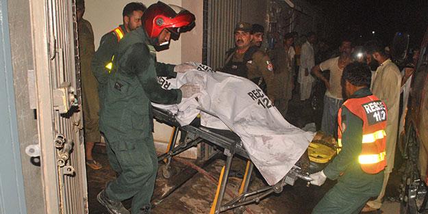 Pakistan'da aile faciası! 9 kişi hayatını kaybetti