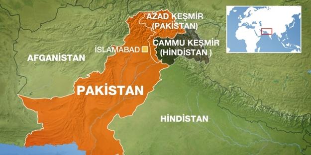 Pakistan'da yağışlar can aldı... 11 ölü