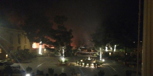 Pakistan'dan bir otelde patlama! Diyanet heyeti ve AA muhabiri de oradaydı