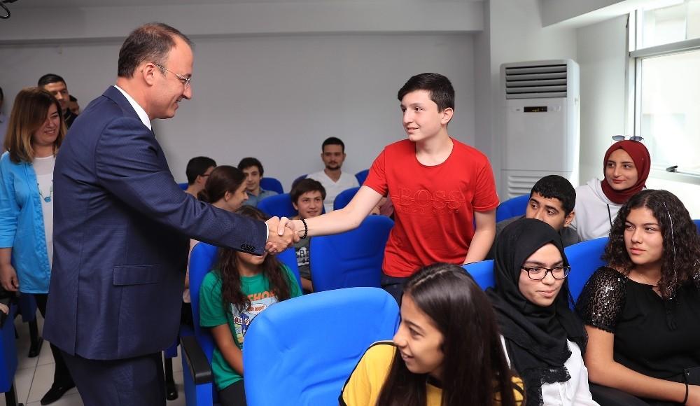 """Pamukkale Belediyesi'nin """"Yaz Dönemi Yabancı Dil Kursuları"""" sona erdi"""
