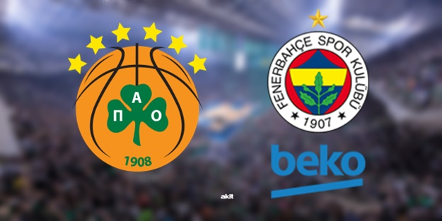 Panathinaikos Fenerbahçe Beko Euroleague maçı şifresiz mi?
