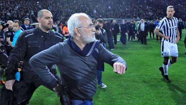 PAOK'un Avrupa Kulüpler Birliği üyeliği askıya alındı!