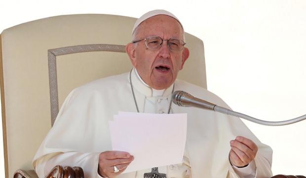 Papa Francis'ten İran ve ABD'ye çağrı