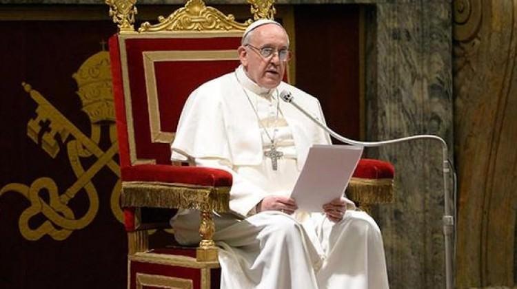 Papa'dan Kudüs mesajı