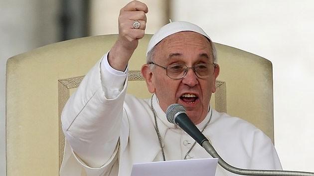 Papa'dan Peygamber için skandal sözler!