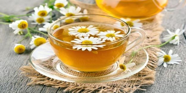 Papatya çayı öyle faydalı ki!