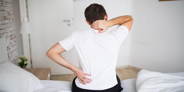 Papatya çayı sırt ağrısına faydalı mı? Sırt ağrısına çözüm nedir? Sırt ağrısı nasıl geçer? Ağrınız çözümsüz değil