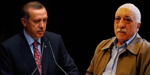 Paralel Gülen'den Erdoğan'a çirkin sözler