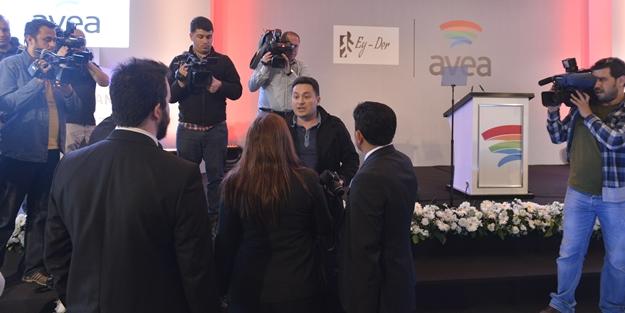 Paralel yapının ajansı Cihan'ın muhabirinden provokasyon