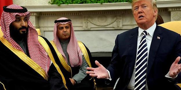 Paranın musluğu açıldı! ABD'den Suudi Arabistan'a nükleer satış