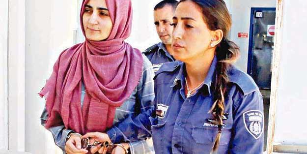 Paranoyak İsrail Ebru'dan korkuyor