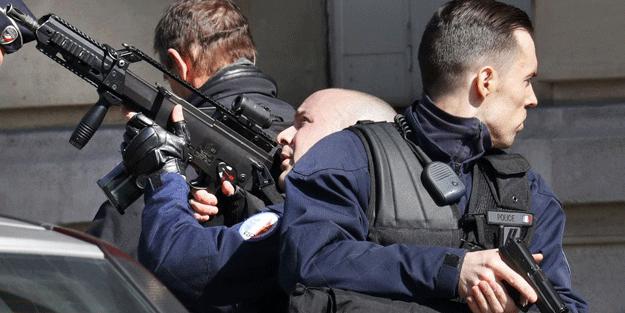 Paris'te bulunan IMF ofisinde patlama