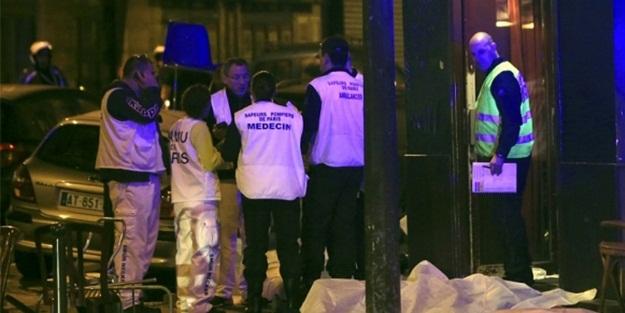 Paris'teki dehşet anlarını anlattı: Herkesi kesiyorlar...