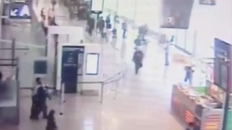 Paris'teki saldırının görüntüleri ortaya çıktı!