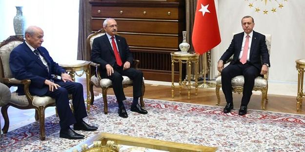 Partilerin bayramlaşma programları belli oldu! AK Parti 3, MHP 4 parti ile görüşmeyecek