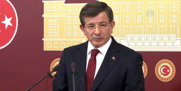 Partililer Davutoğlu'nu kendi sözleriyle vurdular!