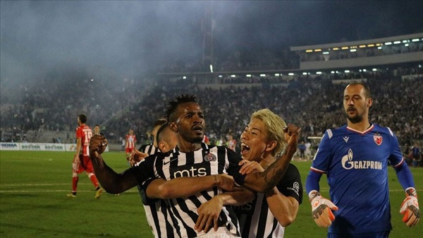 Partizan Kızılyıldız maçı kaç kaç bitti?