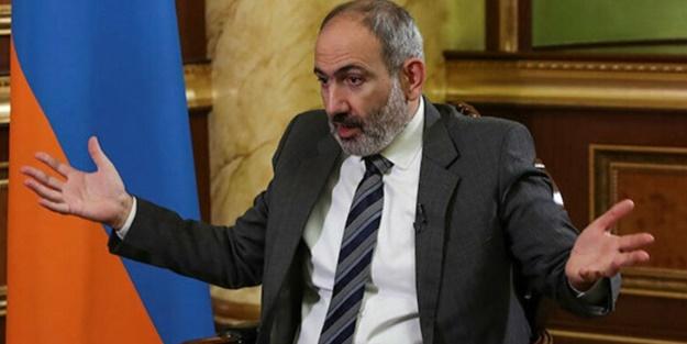 Paşinyan şimdi de Türkiye'yi suçladı: Azerbaycan'la savaşa hazırdık ama Türkiye...