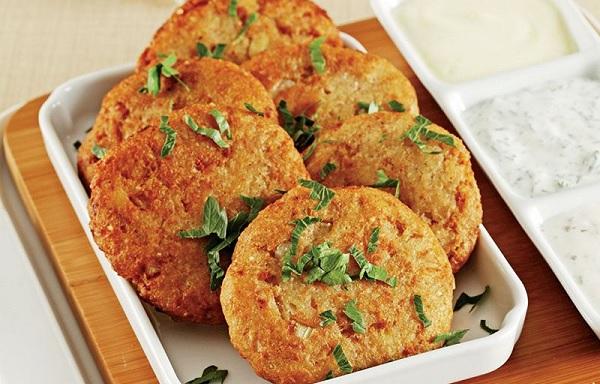 Patatesli bulgur köftesi nasıl yapılır?