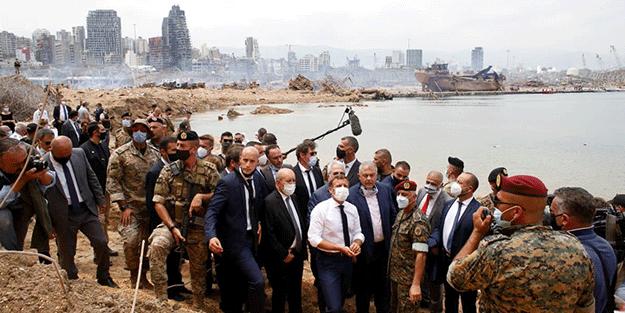 Facianın yaşandığı Lübnan'da halk harekete geçti: Bizi o ülke yönetsin