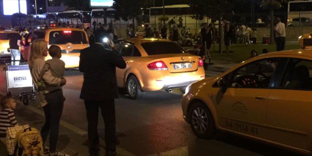 Taksiciler hakkında pes dedirten 'fırsatçılık' iddiası