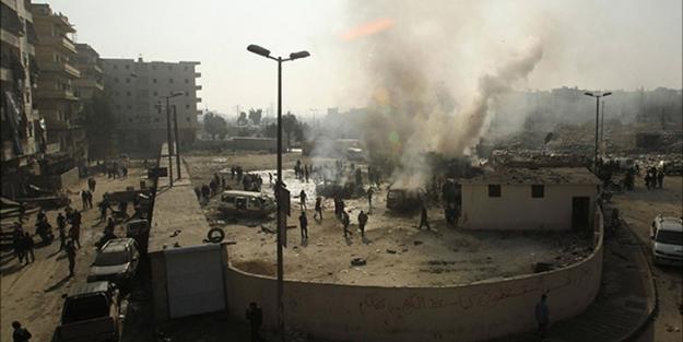Humus'ta patlama: En az 37 ölü
