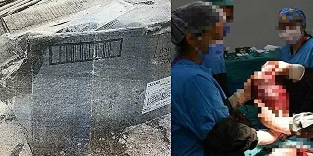 Patolojiye gönderilen 'dalak' kargoda kaybolmuştu! Özel hastaneye 3 bin lira ceza verilmesine tepki: Elinizi vicdanınıza koyun