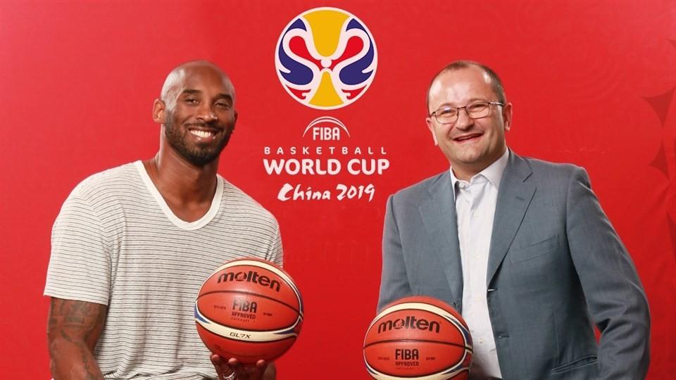 Patrick Baumann ve Kobe Bryant, Basketbol Şöhretler Müzesi'ne girdi