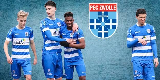 PEC Zwolle hangi ülke takımı? PEC Zwolle nerenin takımı? PEC Zwolle oyuncuları
