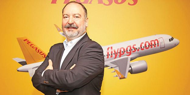 Pegasus Genel Müdürü Mehmet Nane Yılın CEO'su