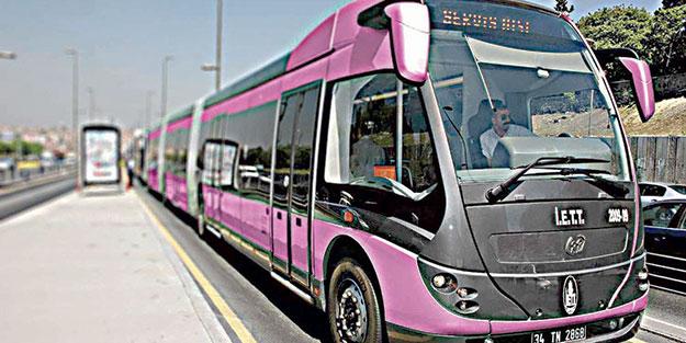 Pembe metrobüs 'insani bir talep'