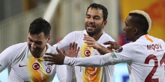Göztepe, Galatasaray'ı elinden kaçırdı