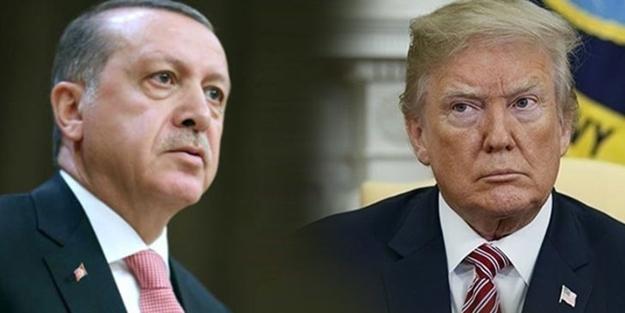 Trump, Erdoğan ile görüşüp bunu talep etti!