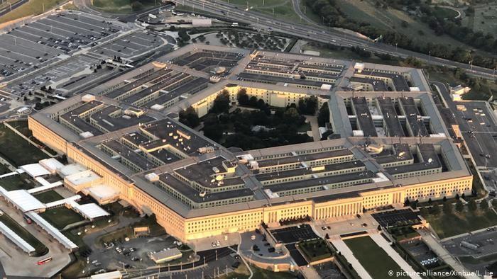 Pentagon nerede bulunur?