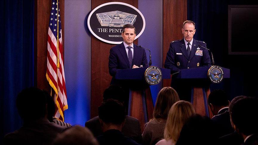 Pentagon Sözcüsü Hoffman: Aramco tesisleri saldırısı karmaşık ve organizeli