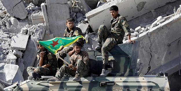 ABD, Suriye'de PKK'ya ordu kuracak! 500 milyon dolar ayırdılar