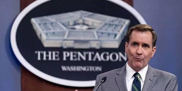 Pentagon'dan Afganistan ve Türkiye açıklaması