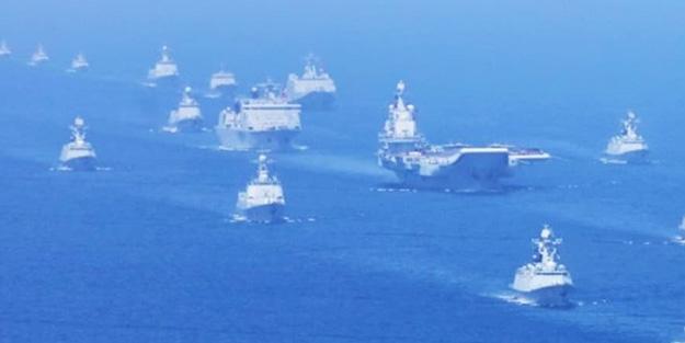 Pentagon'dan Çin açıklaması: Endişe verici