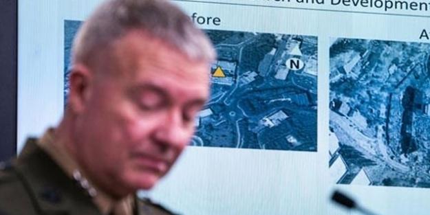Pentagon'dan 'Suriye' açıklaması: Füzelerimizi vuramadılar