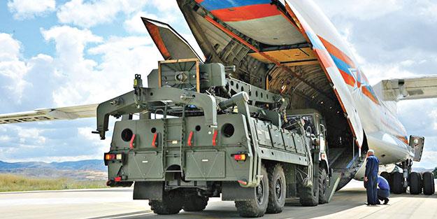 Pentagon'la Trump'ın S-400 kavgası!